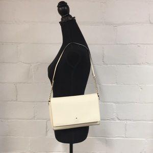 kate spade Bags - Kate Spade Cedar Street Shoulder Bag in Ivory